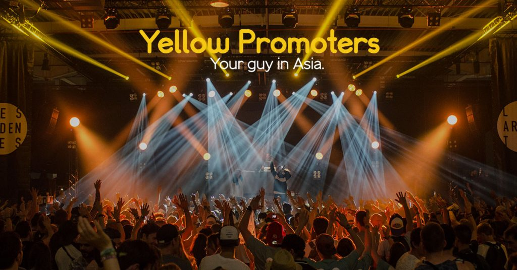 Yellow Promoters – Asian Sourcing